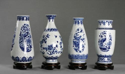 陶瓷市场,景德镇的瓷器已经是一道独特的风景线