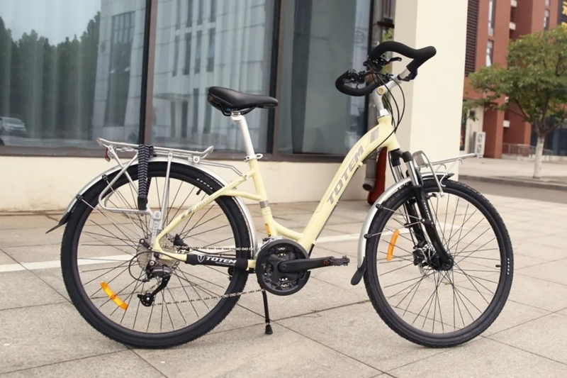 TOTEM图腾最舒适的长途旅行自行车——米斯特
