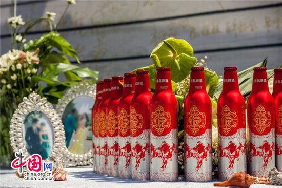 """青岛啤酒""""鸿运当头"""" 高端品质打造""""喜庆第一酒"""
